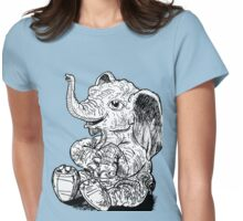 Ellie Womens Fitted T-Shirt
