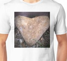 Heart Doorstop Unisex T-Shirt