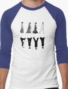 Downton Abbey Road Men's Baseball ¾ T-Shirt