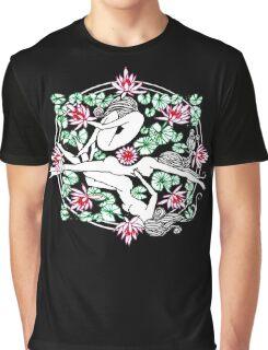 Lotus Fairies Graphic T-Shirt