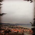 The view - Colwyn Bay by FatHoz