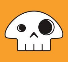 Mushroom Skull - small by Pig's Ear Gear