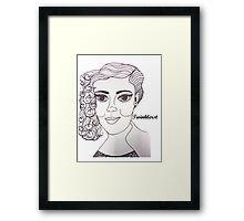 Judy Garland - 2012 Framed Print