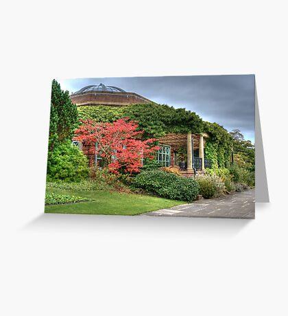 The Sun Pavilion Greeting Card