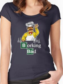 Borking Bad Women's Fitted Scoop T-Shirt