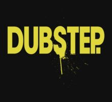 Dubstep. (yellow) Kids Clothes