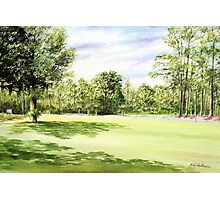 Perry Golf and Country Club Photographic Print