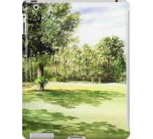 Perry Golf and Country Club iPad Case/Skin