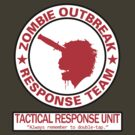 Zombie Outbreak Response Team - Tactical Response Unit by spyderjava