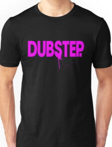 Dubstep. (magenta) Unisex T-Shirt