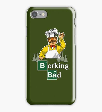 Borking Bad iPhone Case/Skin