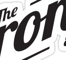 Bronx, NY Shirt Sticker