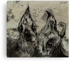 Demogorgon Canvas Print