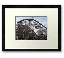 Wodan Framed Print