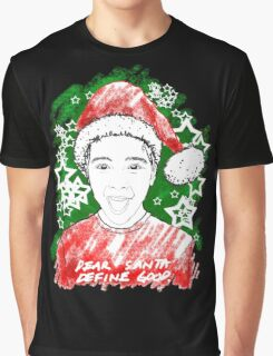 Young Santa Tee Graphic T-Shirt