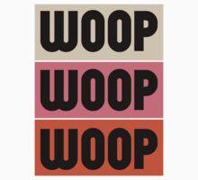 Woop Woop Woop (Pacific) Kids Clothes