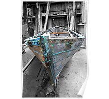 love of boats from the shed [2] Poster