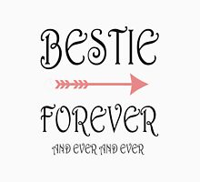 Bestie Forever BFF Best Friends Forever 1 Unisex T-Shirt