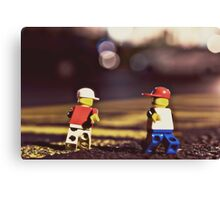 The Backstreets Canvas Print
