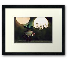 Hector Framed Print