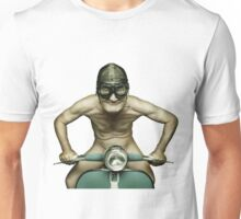 Scooter Man Shirt 2 Unisex T-Shirt