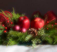 Christmas decor by Halobrianna
