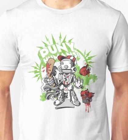 Lil' Sluggerbot Unisex T-Shirt