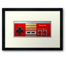 "Nintendo ""NES"" (EarthBound) Framed Print"