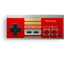 "Nintendo ""NES"" (EarthBound) Canvas Print"