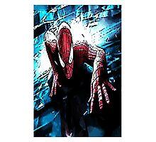 Spiderman 1 Photographic Print