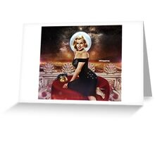 Hollywood Nights Greeting Card