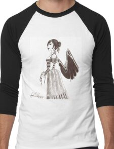Clockwork Angel Men's Baseball ¾ T-Shirt
