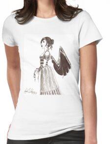 Clockwork Angel Womens Fitted T-Shirt