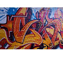 Grafitti Photographic Print