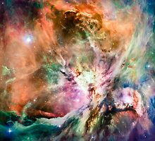 Different Slant on Orion by EarthMoonStars