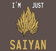 I'm Just Saiyan - Original