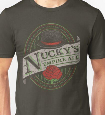 Nucky's Empire Ale Unisex T-Shirt