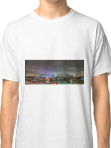 South Side of Dallas in the French Haze Classic T-Shirt