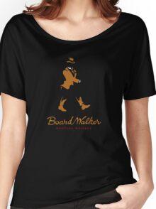 Board Walker Whiskey Women's Relaxed Fit T-Shirt