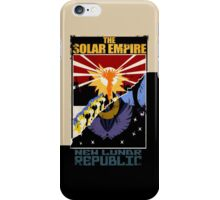 Equestria civil war iPhone Case/Skin