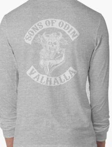 Sons Of Odin - Valhalla Chapter Long Sleeve T-Shirt