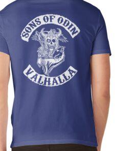 Sons Of Odin - Valhalla Chapter Mens V-Neck T-Shirt