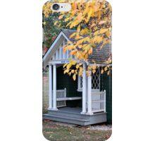 Rose Cottage iPhone Case/Skin