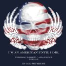 Skull and Wings America by Randall Robinson