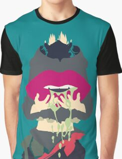 Aoba + Gas Mask Graphic T-Shirt