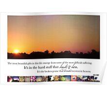 November 2013 - Lost for Words Calendar Poster
