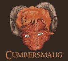 Cumbersmaug by cumberqueen