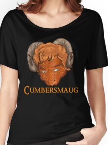 Cumbersmaug Women's Relaxed Fit T-Shirt