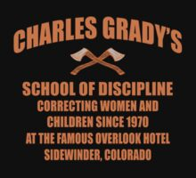 Charles Grady's School of Discipline by pixelman