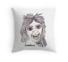Tim Minchin - 2012 Throw Pillow